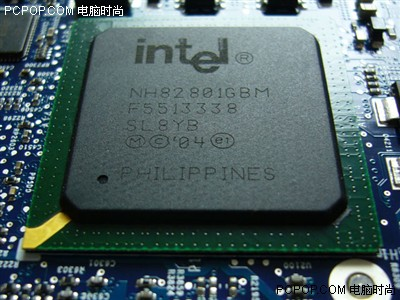 c mini的南桥芯片-体验升级快感 拆解英特尔版Mac Mini图片