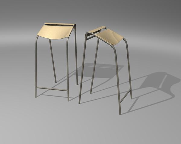 2006Design-Engine家具设计比赛作品卡箍模具设计图片