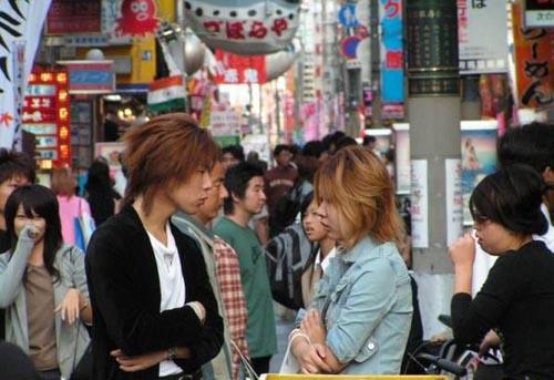 最真实的日本年轻人的生活(组图)