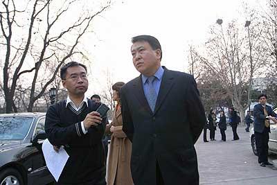 北京现代今年计划销售30万辆轿车——搜狐专访北京现代董事长徐和谊