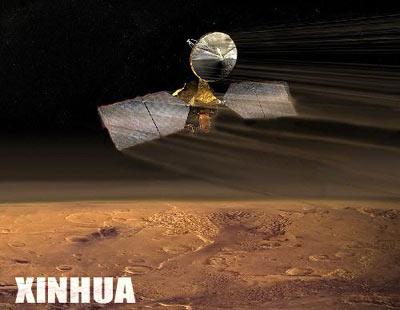 """美""""火星勘测轨道飞行器""""成功进入环火星轨道"""