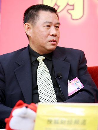厦门市政府人民政府副市长郭振家做客搜狐实录