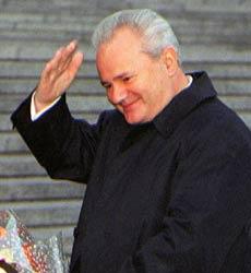 前南联盟总统米洛舍维奇去世