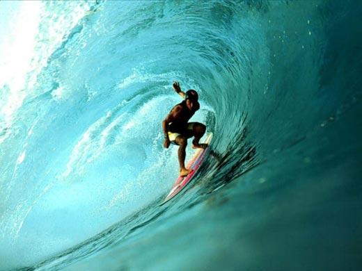 冲浪 极限运动