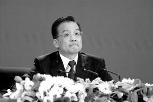 温总理回答记者提问 表示建新农村不搞强迫命令