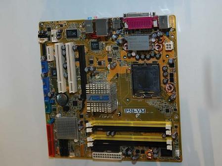 Conroe绝配 21款i965主板集体曝光