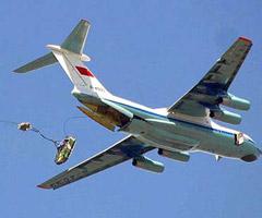 俄罗斯战机表演