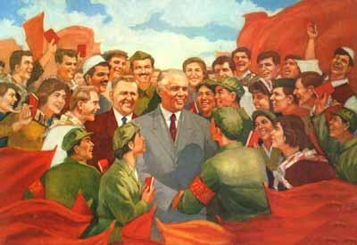 """恩维尔-霍查:""""中国人民的老朋友"""""""