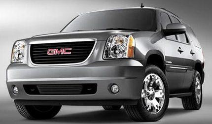 GMC Yukon XL(图)