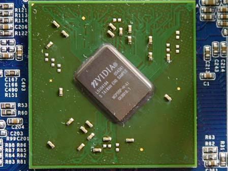 nVIDIA最新的MCP55PSLI芯片