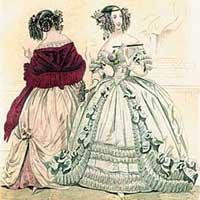 组图:古代婚纱款式的变化图片
