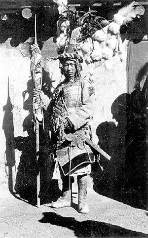 国难当头 藏族远征军浴血鸦片战争
