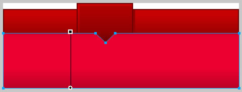Fireworks交互式填充绘精致网页导航菜单_天极设计在线