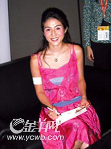 香港影展《父子》亮相 杨采妮抛弃赌徒郭富城