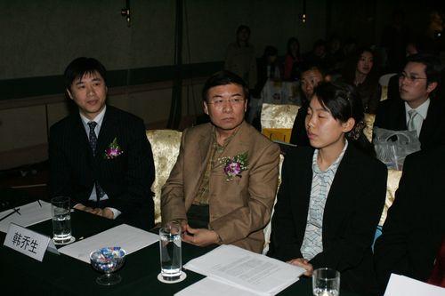 图文:搜狐世界杯网站上线 足球评论员韩乔生