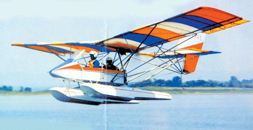 图文重庆小伙自学12年花8万造飞机图片