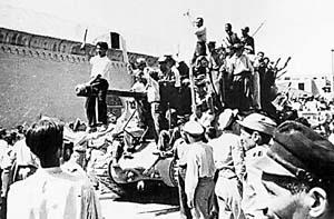 1953年美国中情局策划颠覆伊朗政府