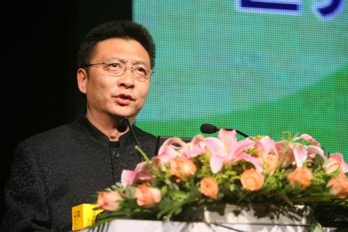图文:搜狐世界杯网站上线 梁言主持发布会