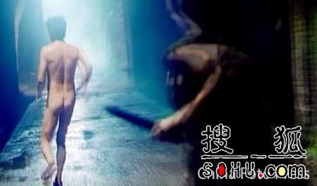 吴镇宇为新片舍色相 被梁静追杀半夜裸奔(图)