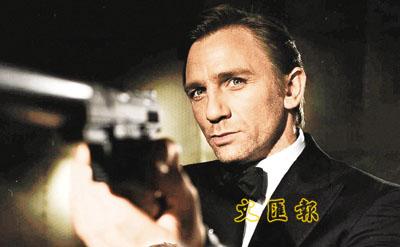 """007老板力撑新""""邦德""""丹尼尔接任续集男主角"""