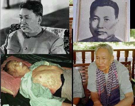 柬埔寨人民革命家波尔布特同志访问大寨