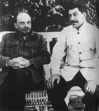 列宁从未指定斯大林接班 遗嘱曾提6人