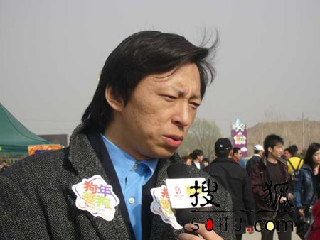 专访张朝阳:希望搜狗两年内成为全球最大中文搜索引擎