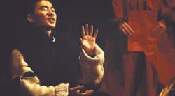 张爱玲名作《红玫瑰与白玫瑰》陈建斌出演话剧