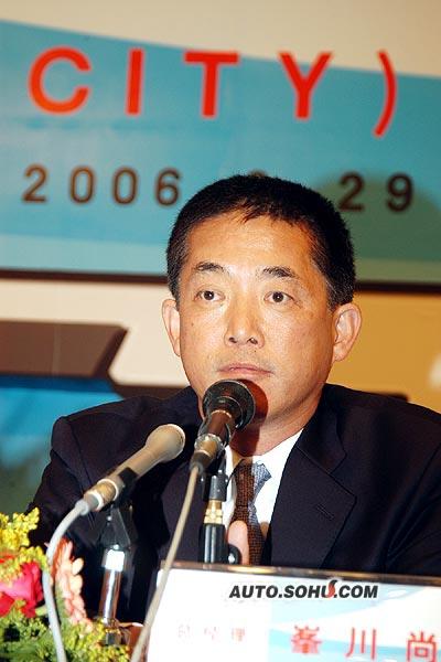 峯川尚:广州本田的生产能力将达到36万辆