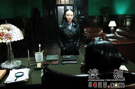 刘威葳谢君豪《保密局的枪声》 挑大梁飙演技