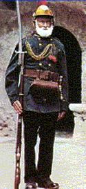 列支敦士登的最后一个士兵