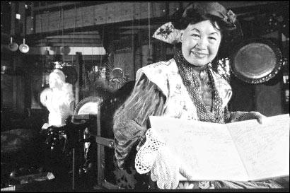 中国女子三次竞选法总统 迷道家思想提男女共治