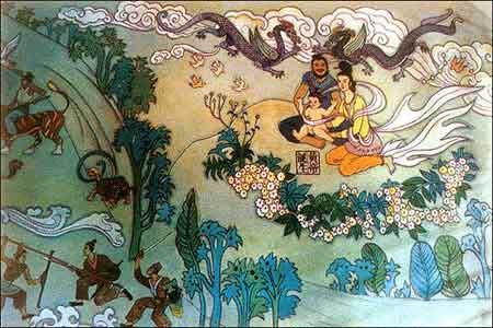 轩辕故里祠(组图)