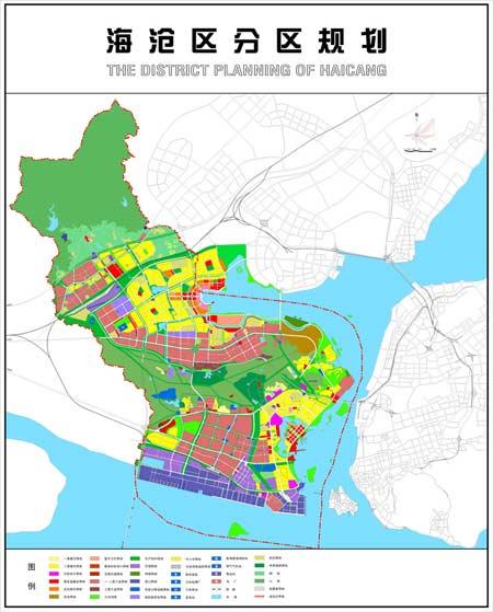 河北自贸区规划图