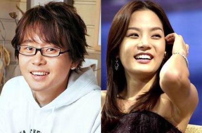 韩国女星蔡琳结束与歌星李承焕的三年婚姻(图)