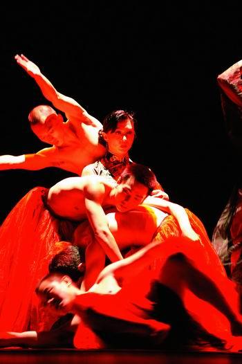 舞者金星:女人味是天生