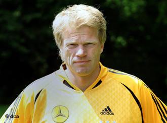 莱曼笑了卡恩傻了 德国头号门将竞争更激烈(图)