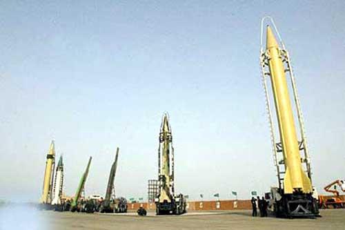 伊朗试射航速最快鱼雷 号称可摧毁任何种类战舰