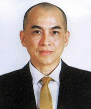 柬埔寨国王诺罗敦-西哈莫尼