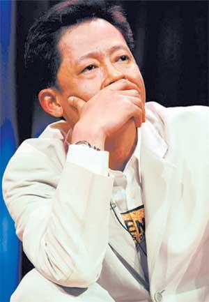 """王志文""""裸妆""""出镜 演市长大受观众认可(图)"""