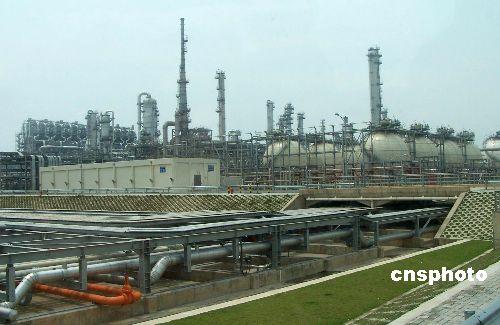 中国目前已开始规划第二批战略石油的储备基地