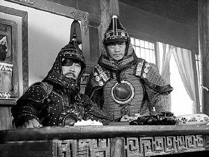 《施琅大将军》热播 吴京安:这个将军不一般