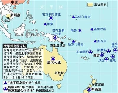 """""""中国援助南太岛国不是权宜之计"""""""