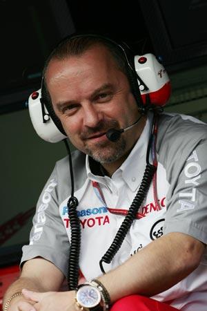 赛季糟糕开局让丰田不满 技术总监加斯科因被炒
