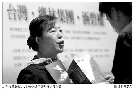 台湾楼盘首赴北京兜售 顶级豪宅每平米1万8(图)