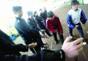 北京开始选聘大学生特警 主要满足奥运安保需求