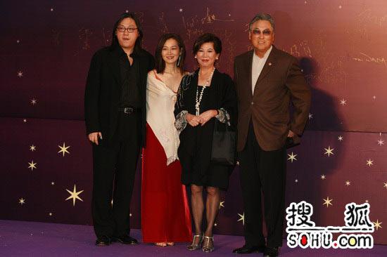 第25届香港金像奖:嘉宾亮相星光大道