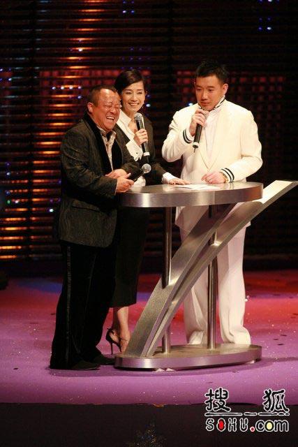 第25届香港金像奖:曾志伟开奖前令全场捧腹