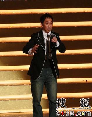 第25届香港金像奖:张达明表演栋笃笑