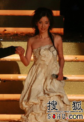 第25届香港金像奖:李冰冰为最佳女配角开奖